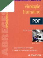 Virologie humaine