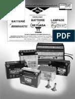 Batterie e Luci