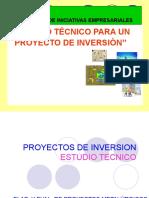 Estudio Tecnico Proyect Invers