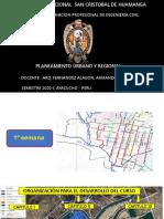 primer examen unido planeamiento urbano