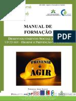 6669 manual - Higiene e Prevenção no Trabalho