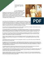 25 de septiembre de 1799_ Nace Luisa Cáceres de Arismendi