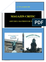 MAGAZIN CRITIC, nr.73