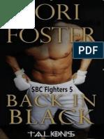 Fighters 05 - Back in Black - Lori Foster