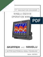 operation_manual_ECHOSOUNDER NINGLU - SKIPPER