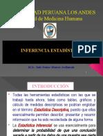 10. Inferencia Estadistica - M. Sc. Julie Denise Monroe Avellaneda