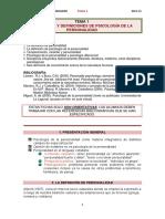 TEMA 1-ETIMOLOGIA Y DEFINICIONES DE PSICOLOGÍA DE LA PERSONALIDAD
