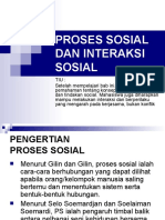 3.PROSES SOSIAL power point