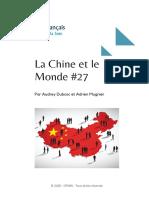 La Chine et le Monde #27 .pdf
