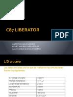 C87 LIBERATOR expo