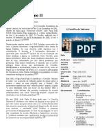 Wikipedia. Concílio_Vaticano_II