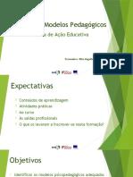 PowerPoint_3276 - Modelos Pedagógicos