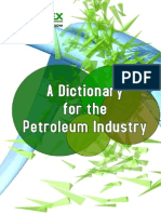 Dictionary for the Petroleum Industry