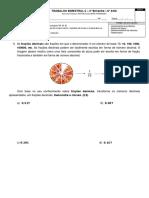 TRABALHO BIMESTRAL 2 - 3° Bimestre - 6° Ano - Prof. Matheus