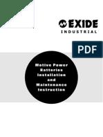 Exide industrial