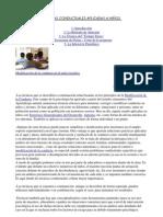 modificación de conductas aplicadas a los niños