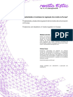 [artigo] LAMEIRAS, SOUSA. Perplexidades e incertezas da regulaçao dos media na Europa.pdf