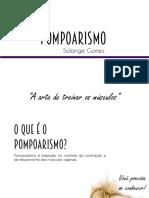 Palestra Pompoarismo - Solange Gomes Oficial