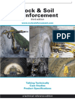 Rock and Soil Reinforcement