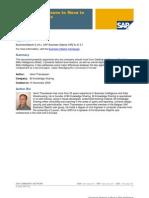 Desktop Intelligence (DeskI) to Web Intelligence (Webi)