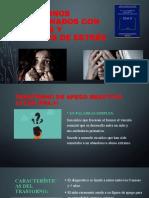 Trastornos relacionados con traumas y factores de estrés