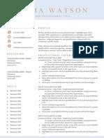 Resume-Template-light-blue-2p