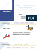 CARTILLA PROTOCOLO DE BIOSEGURIDAD