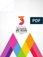 Tercer Informe Alfredo del Mazo Anexo Estadístico Tomo II