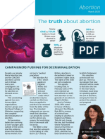 Abortion brief (The Christian Institute)