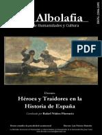 La Albolafia 13 Héroes y traidores en la Historia de España