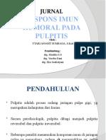 Respons imun humoral pada pulpitis