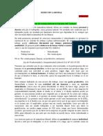 DERECHO LABORAL- introduccion