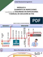 Módulo II Nuevo Reglamento y Manual ITSE UNI Grupo 1.pdf