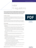 PB Ballast Water Treatment Regulations