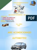Diapositiva - Sistema de Aire Acondicionado.pptx