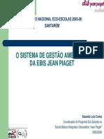 ISO _Eco escolas