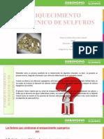 ENRIQUECIMIENTO SUPERGENICO DE SULFUROS (2)