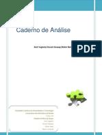 Caderno de Análise 4.0