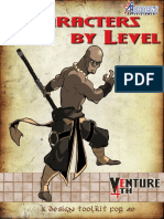 Venture 4th - Characters By Level