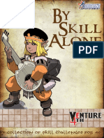 Venture 4th - By Skill Alone
