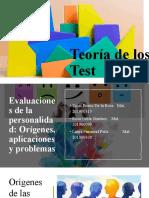 5TA. EVALUACIONES DE LA PERSONALIDAD