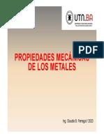 CLASE N°4 PROPIEDADES MECANICAS DE LOS METALES.pdf