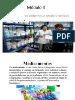 Modulo 3 MANEJO DE MED FARMACEUTICO , FARMACIA