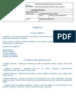 atividade de português-601-602- 603- -05-10 e 09-10