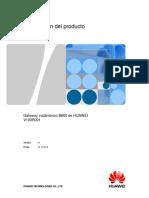 HUAWEI B660 Product Description-_V100R001_01