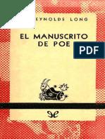 El manuscrito de Poe