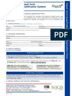 Nipex Registration Form