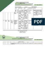 PLANEACION CATEDRA OCTAVO CUARTO PERIODO 2020