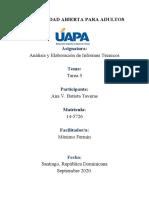 tarea 2 , Elaboración de informes técnicos