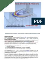 Informe Económico Septiembre 2020